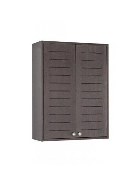 Шкаф навесной Style Line Кантри 60 ЛС-00000465 60 см. (венге)