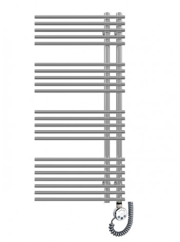 Полотенцесушитель электрический Terminus Астра П22 500х1096 E R (хром глянец, тэн справа)