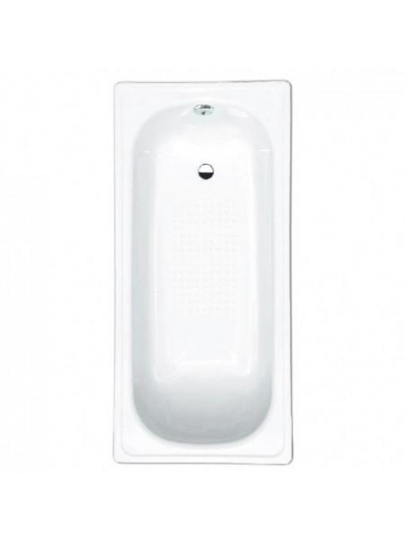Ванна стальная Tivoli Standart 445960 100x70 (белая, с антискользящим покрытием)