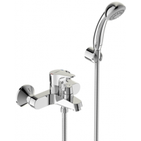 Смеситель для ванны Vidima Next BA371AA (хром глянец, с душевым комплектом)