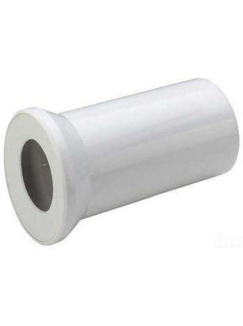 Фановый отвод для унитаза Viega 101312 180°