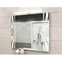 Зеркало Vigo Leo 800 80 см. (№109-800)