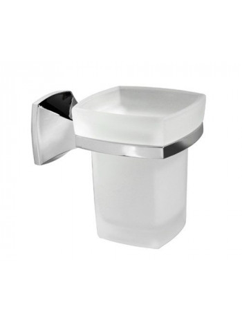 Подстаканник стеклянный Wasser Kraft Wern К-2528
