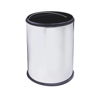 Ведро для мусора без крышки Wasser Kraft 5L К-625