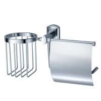 Держатель туалетной бумаги и освежителя Wasser Kraft Oder K-3059