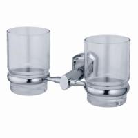 Подстаканник двойной стеклянный Wasser Kraft Oder K-3028D