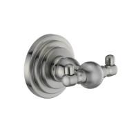 Крючок двойной Wasser Kraft Ammer К-7023 (матовый хром)