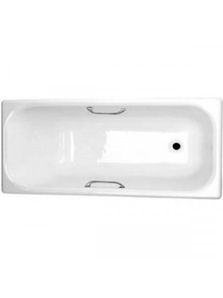 Чугунная ванна Универсал Ностальжи ВЧ-1500 150х70 (с отверстиями под ручки)