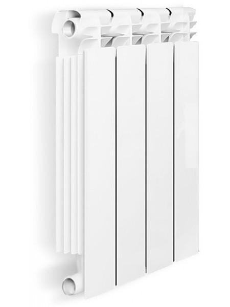 Радиатор биметаллический Halsen BS 350/80 (4 секции)