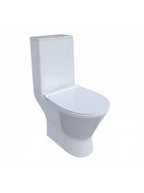 Унитаз напольный Iddis Edifice EDI2DSEi24 (горизонтальный, дюропластовое сиденье, микролифт)