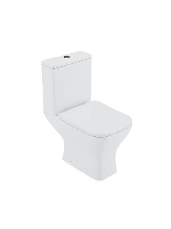 Унитаз напольный Iddis Torr TORRDSEi24 (горизонтальный, дюропластовое сиденье, микролифт)