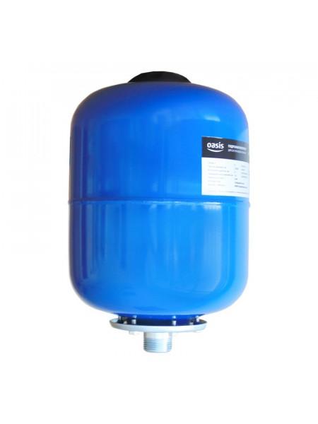 Гидроаккумулятор Oasis 8 В (вертикальный, 8 литров)