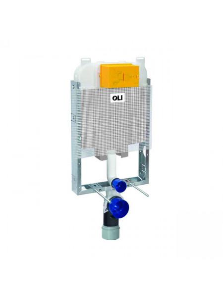 Инсталляция для подвесного унитаза Oli74 Simflex 601901 (механический смыв)