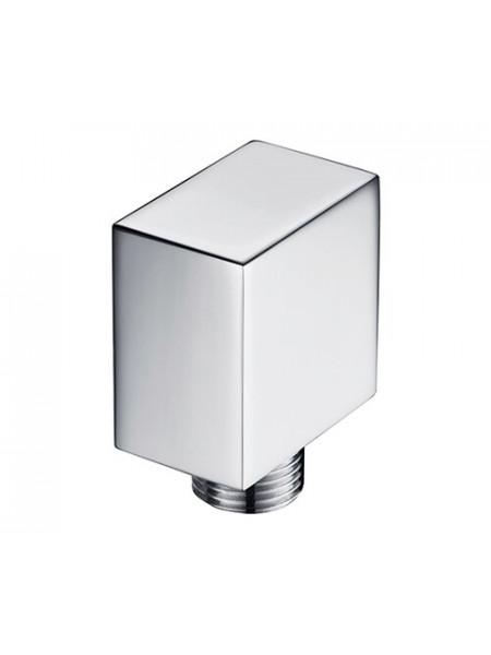 Шланговое подключение WasserKraft A124 (хром глянец)
